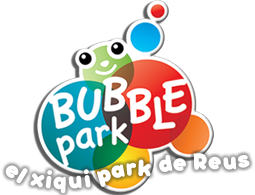 logo Bubble Park peu